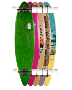"""40"""" PINTAIL COASTER COMPLETE OR DECK"""