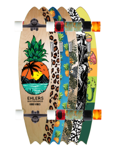 """40"""" SPLIT TAIL COMPLETE OR DECK"""